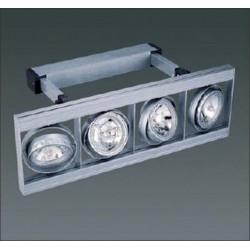 Applique basse tension pour lampes AR111 CE 2102