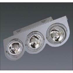 Applique basse tension pour lampes AR111 CE 2003