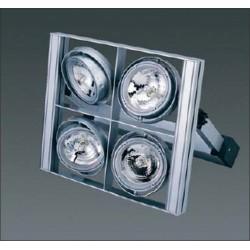 Applique basse tension pour lampes AR111CE 2101