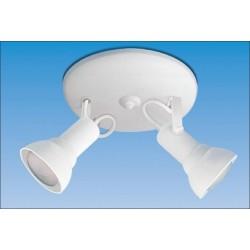 Plafonnier double projecteurs SF 4902