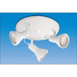 Plafonnier triple projecteurs SF 4901