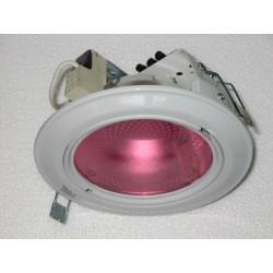 Encastré iodure métallique rosée 70W