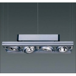 Suspension basse tension pour lampes AR111 CE 1501