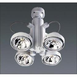 Suspension basse tension pour lampes AR111 CE 1601