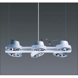 Suspension basse tension pour lampes AR111 CE 1602
