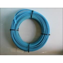 Câble plat 5.3x13.3 bleu 3x1.5mm² IP50