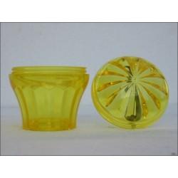 Kit cabochon jaune