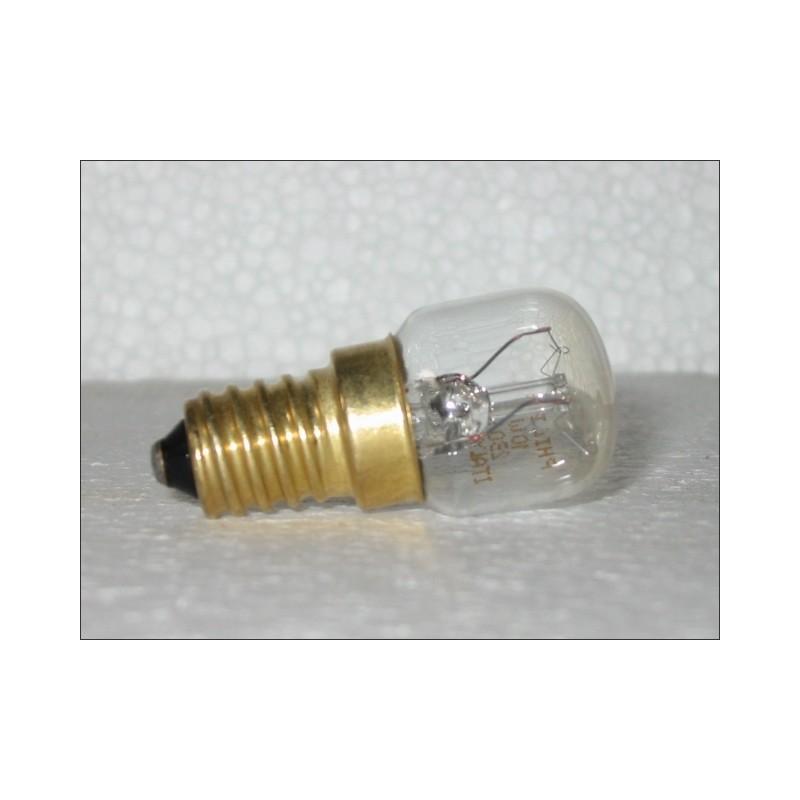 Lampe pour guirlande à cabochons 10W E14 par 230V