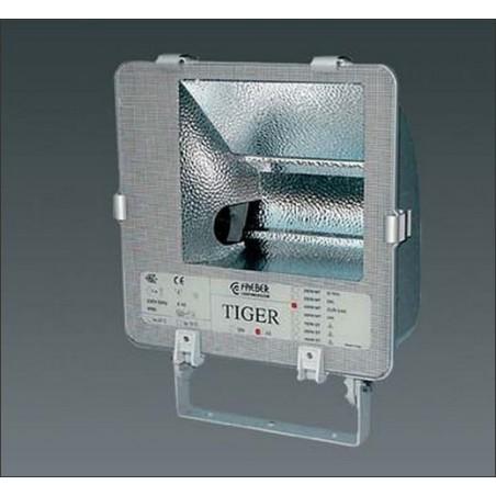 Projecteur asymétrique ext 150W à iodure métallique  CE 7001