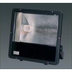 Projecteur asymétrique ext 150W iodures métalliques CE 6802