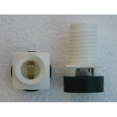 Douille E14 pour câble plat