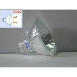 lampe dichroïque aluminisée faisceau chaud