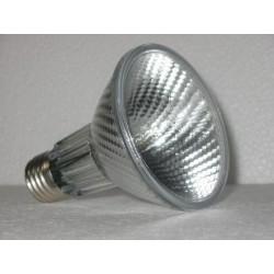 Lampe halogène faisceau normal chaud. Remplace la R80 Diam 80 mm